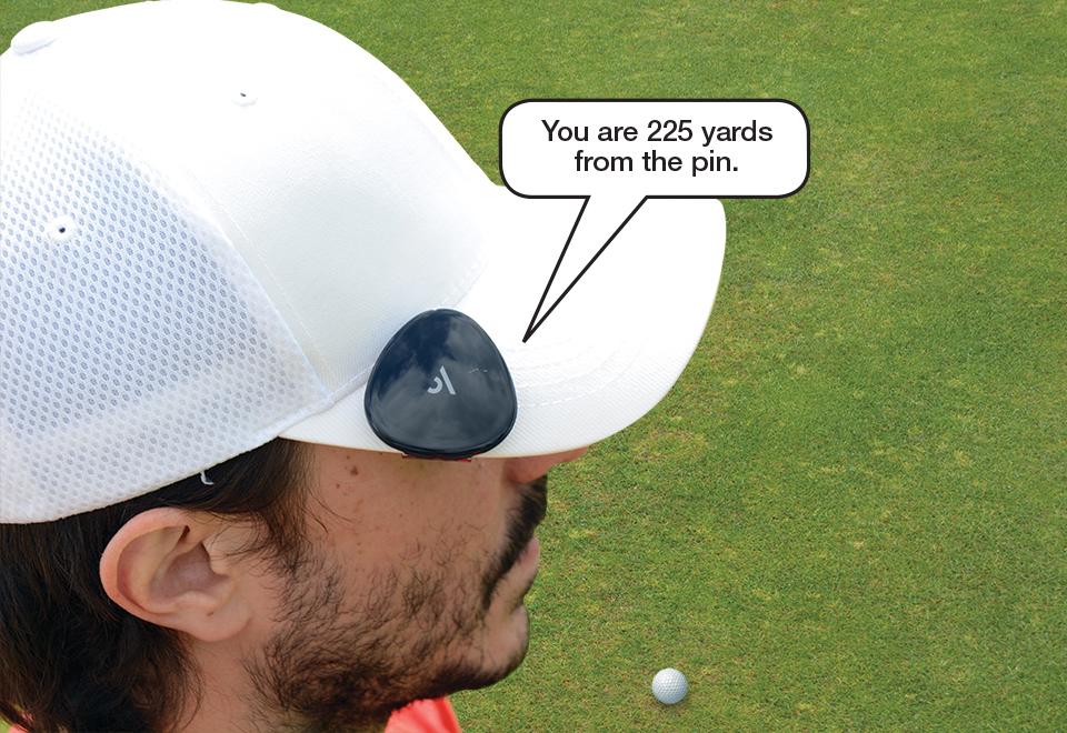 Voice Output Golf GPS v2