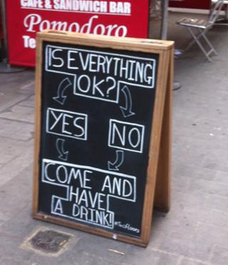 Funniest Bar Signs (17 Photos)