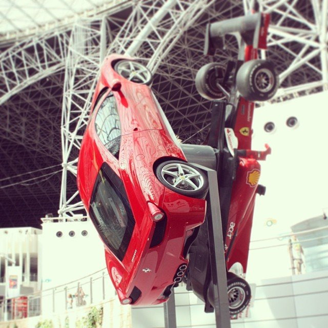 03_Ferrari World