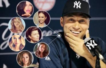 The 10 Hottest Women Derek Jeter Has Dated
