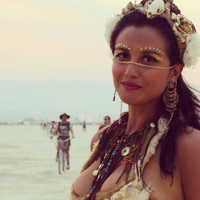 Burning Man & Women_51