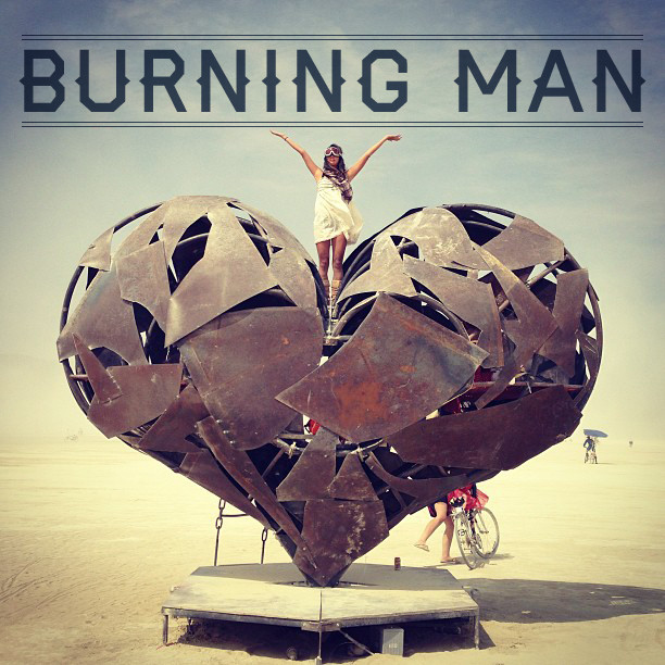 Burning Man is Coming Up…Get Excited