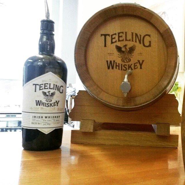 Whiskey Review: Teeling Small Batch Irish Whiskey