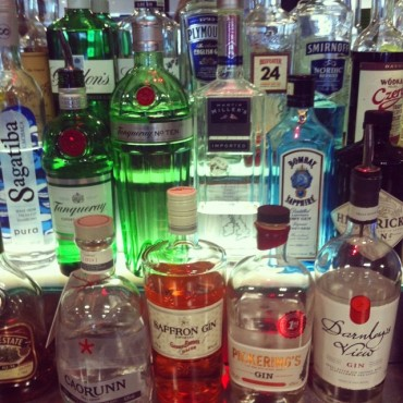 What To Drink This Summer: Gin