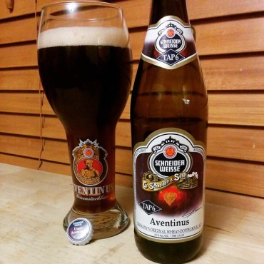 Beer Review: Aventinus