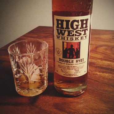 Whiskey Review: High West Double Rye
