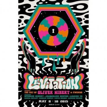 Austin Psych Fest- Levitation