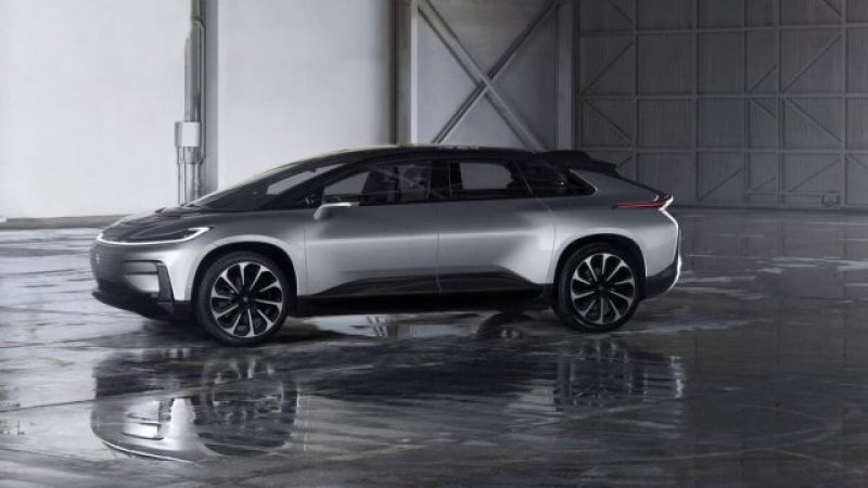 Take A Look At The Latest in Electronic Cars: The Faraday Future FF91