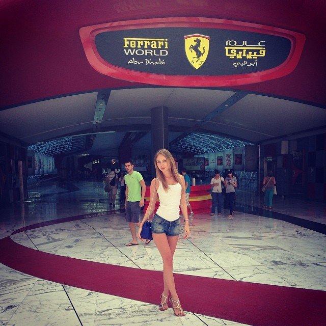 02_Ferrari World