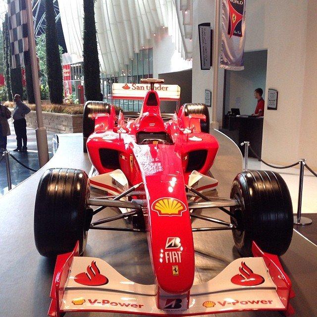 18_Ferrari World