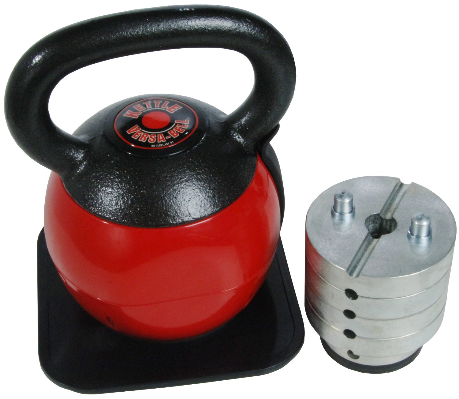36-Pound Adjustable Kettle Versa-Bell